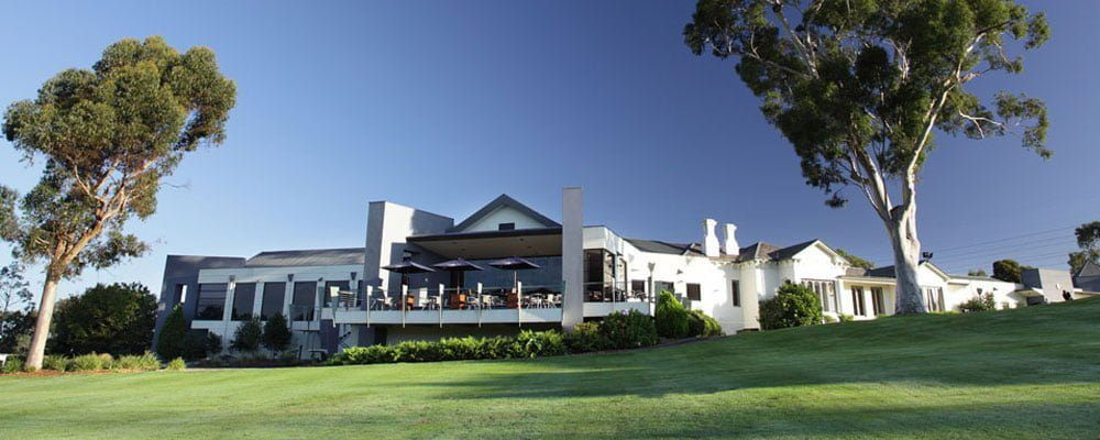 Business networking at Heidelberg Golf Club